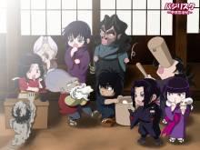 Wallpaper/fond d'écran Basilisk - Le parchemin des ninja Kouga / Basilisk - Kouga Ninpo Cho (Animes)