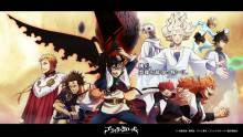 Wallpaper/fond d'écran Black Clover / Black Clover (ブラッククローバー) (Animes)