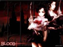 Wallpaper/fond d'écran Blood+ / Blood+ (Animes)
