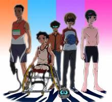 Visuel Un anime dédié aux para-athlètes !