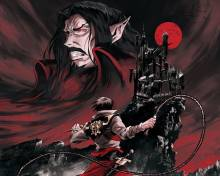 Wallpaper/fond d'écran Castlevania / Castlevania (Animes)