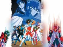 Wallpaper/fond d'écran Chevaliers du Zodiaque (Les) / Saint Seiya (Animes)