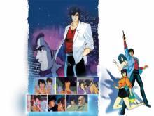 Wallpaper/fond d'écran Nicky Larson / City Hunter (Animes)