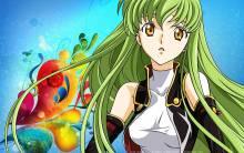 Wallpaper/fond d'écran Code Geass / Code Geass Hangyaku no Lelouch (Animes)
