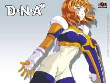 Wallpaper/fond d'écran DNA² / D・N・A² ~何処かで失くしたあいつのアイツ~ (Animes)