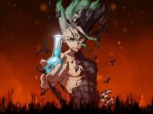 Wallpaper/fond d'écran Dr.Stone / Dr.Stone (ドクターストーン ) (Animes)