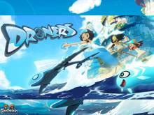 Wallpaper/fond d'écran Droners / Droners (Animes)