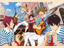 Wallpaper/fond d'écran Free! / Free! - Iwatobi Swim Club (Animes)