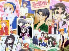 Wallpaper/fond d'écran Fruits Basket / Fruits Basket (Animes)