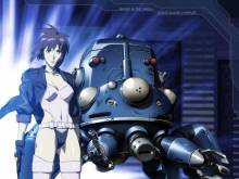 Wallpaper/fond d'écran Ghost In The Shell: Stand Alone Complex / Ghost In The Shell: Stand Alone Complex (Animes)
