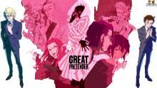 Wallpaper/fond d'écran Great Pretender / Great Pretender (グレートプリテンダー) (Animes)