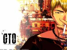 Wallpaper/fond d'écran Great Teacher Onizuka / Great Teacher Onizuka (Animes)