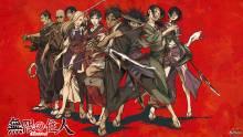 Wallpaper/fond d'écran Habitant de l'Infini (L') / Mugen no Jūnin: Immortal (無限の住人-IMMORTAL-) (Animes)