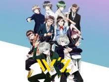 Wallpaper/fond d'écran Hand Shakers / saison 1: Hand Shakers (ハンドシェイカ)<br />saison 2: W'z (ウィズ) (Animes)