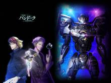 Wallpaper/fond d'écran Jûshinki Pandora / Juushinki Pandora (重神機パンドーラ)<br /> Zhòng Shénjī Pandora (重神机潘多拉) (Animes)