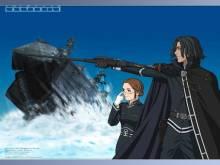 Wallpaper/fond d'écran Last Exile / Last Exile (Animes)