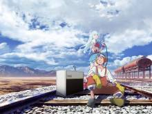 Wallpaper/fond d'écran Listeners / Listeners (リスナーズ) (Animes)