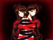 Wallpaper/fond d'écran Love Hina / Love Hina (Animes)