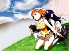 Wallpaper/fond d'écran My HiME / Mai HiME (Animes)