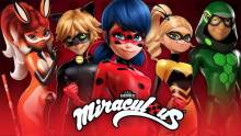 Wallpaper/fond d'écran Miraculous, les aventures de Ladybug et Chat Noir /  (Animes)