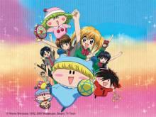 Wallpaper/fond d'écran Mirmo / Waga mama Fairy : Mirumo de Pon ! / Mirumo Golden (Animes)