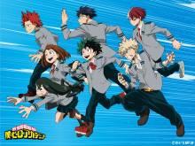 Wallpaper/fond d'écran My Hero Academia / Boku no Hero Academia (僕のヒーローアカデミア) (Animes)
