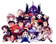 Wallpaper/fond d'écran Neon Genesis Evangelion / Shin Seiki Evangelion (Animes)