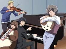 Wallpaper/fond d'écran Nodame Cantabile / Nodame Cantabile (Animes)