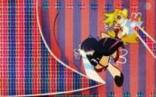 Wallpaper/fond d'écran Panty & Stocking with Garterbelt / Panty & Stocking with Garterbelt (Animes)