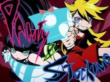 Wallpaper/fond d'écran Panty & Stocking with Garterbelt / Panty & Stocking with Garterbelt (Animes)
