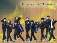 Wallpaper/fond d'écran Prince of Tennis / Tennis no Ôji-sama (Animes)