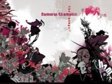 Wallpaper/fond d'écran Samurai Champloo / Samurai Champloo (Animes)