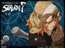 Wallpaper/fond d'écran Samurai 7 / Samurai 7 (Animes)