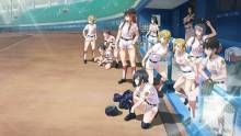 Wallpaper/fond d'écran Tamayomi: the baseball girls / Tamayomi (球詠) (Animes)