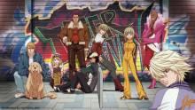 Wallpaper/fond d'écran Tiger & Bunny / Tiger & Bunny (Animes)