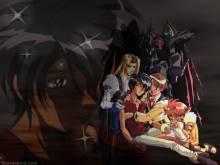 Wallpaper/fond d'écran Vision d'Escaflowne / Tenku No Escaflowne (Animes)