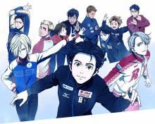 Wallpaper/fond d'écran Yuri!!! on ICE / Yuri on ICE (ユーリ!!! on ICE) (Animes)
