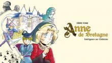 Wallpaper/fond d'écran Anne de Bretagne - Intrigues au Château /  (Émules)