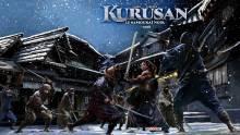 Wallpaper/fond d'écran Kurusan, le samouraï noir /  (Émules)