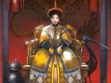 Wallpaper/fond d'écran Reines de sang (Les) - Tseu Hi, La Dame Dragon / Les Reines de sang - Tseu Hi, La Dame Dragon (Émules)