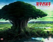 Wallpaper/fond d'écran Brave Story / Brave Story (Films d'animation)