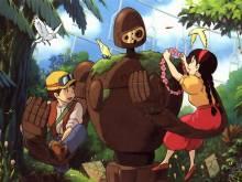 Wallpaper/fond d'écran Château dans le ciel (Le) / Tenkû no shiro Laputa (Films d'animation)