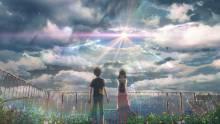 Wallpaper/fond d'écran Enfants du Temps (Les) - Weathering With You / Tenki no ko (天気の子) - Weathering with you (Films d'animation)