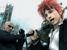 Wallpaper/fond d'écran Final Fantasy : Advent Children / Final Fantasy : Advent Children (Films d'animation)