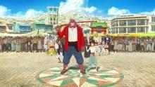 Wallpaper/fond d'écran Garçon et la Bête (Le) / Bakemono no ko (バケモノの子) - The Boy and the Beast (Films d'animation)