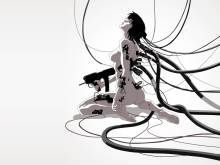 Wallpaper/fond d'écran Ghost in the Shell / Ghost in the Shell (Films d'animation)