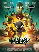 Visuel Ankama feat Studio4°C dans le film Mutafukaz!