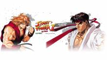 Wallpaper/fond d'écran Street Fighter II / Street Fighter II Movie (ストリートファイターⅡ MOVIE) (Films d'animation)