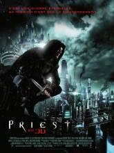Visuel Un prêtre dans une croisade contre des vampires