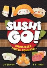 Visuel Qui aura la meilleure assiette de sushi?